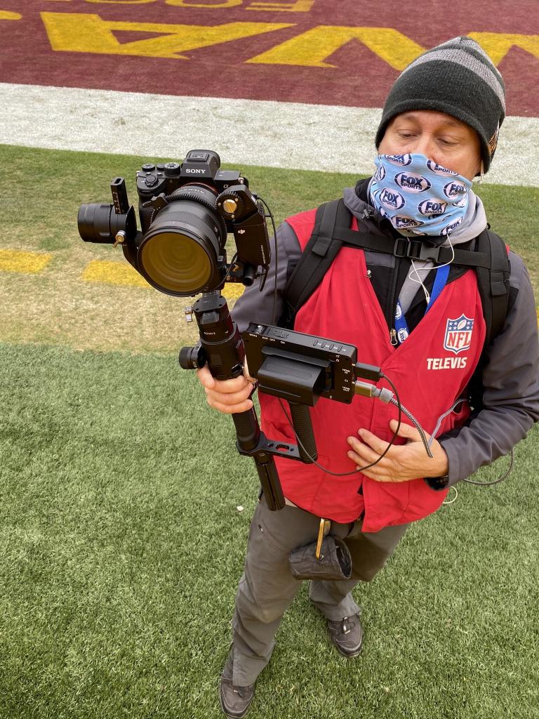 FoxGimbalCamera