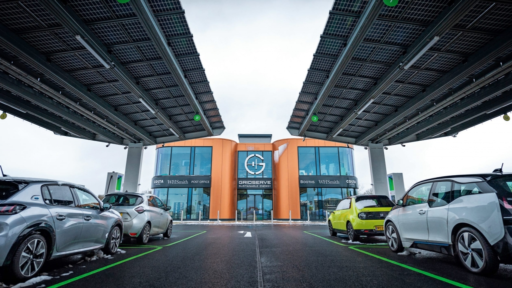 Gridserve Electric Forecourt-10